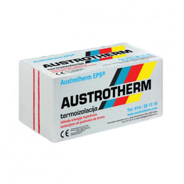 Austrotherm EPS AF60 - fasadni stiropor-(m2)