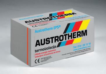 Austrotherm EPS AF PLUS - fasadni grafitni stiropor