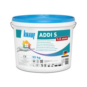 ADDI S – Završni fasadni malter - silikonski