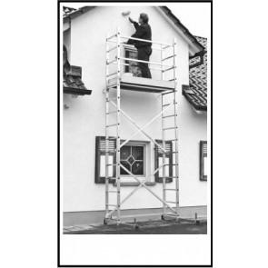 Aluminijumska kućna skela max. dohvata 5m