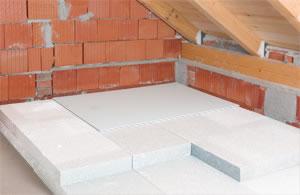 izolovanje poda tavana